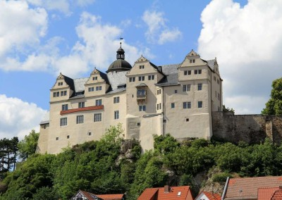 Burg Ranis II 1992-2000