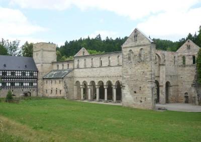 Kloster Paulinzella 1968