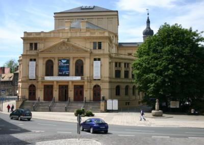 Landestheater Altenburg II 1994