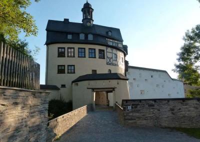 Schloss Burgk 1986