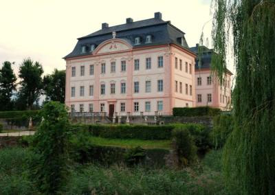 Schloss Oppurg 1984-2000