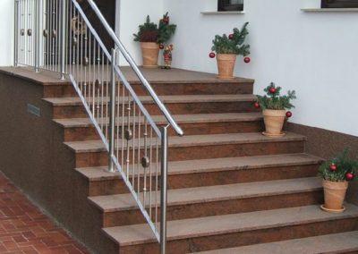 Treppe außen III