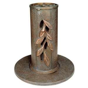 Versenkvase Bronze III-300